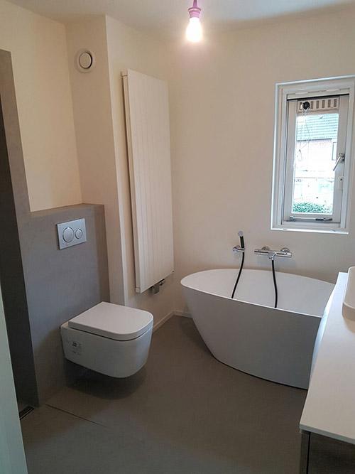 Stijlvolle badkamer in Den Bosch | Zeist
