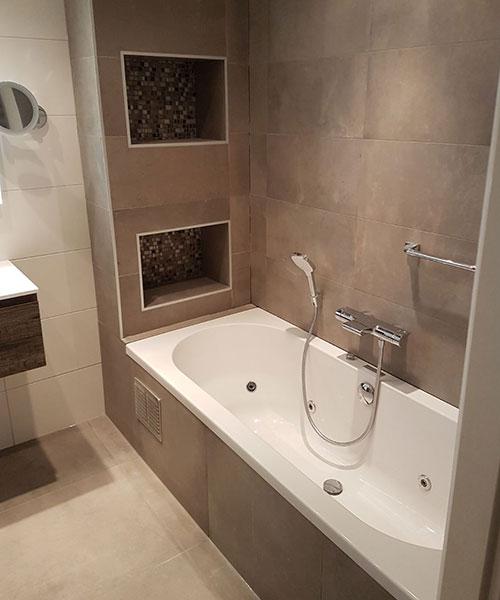 Kleine badkamer Nieuwegein | Zeist