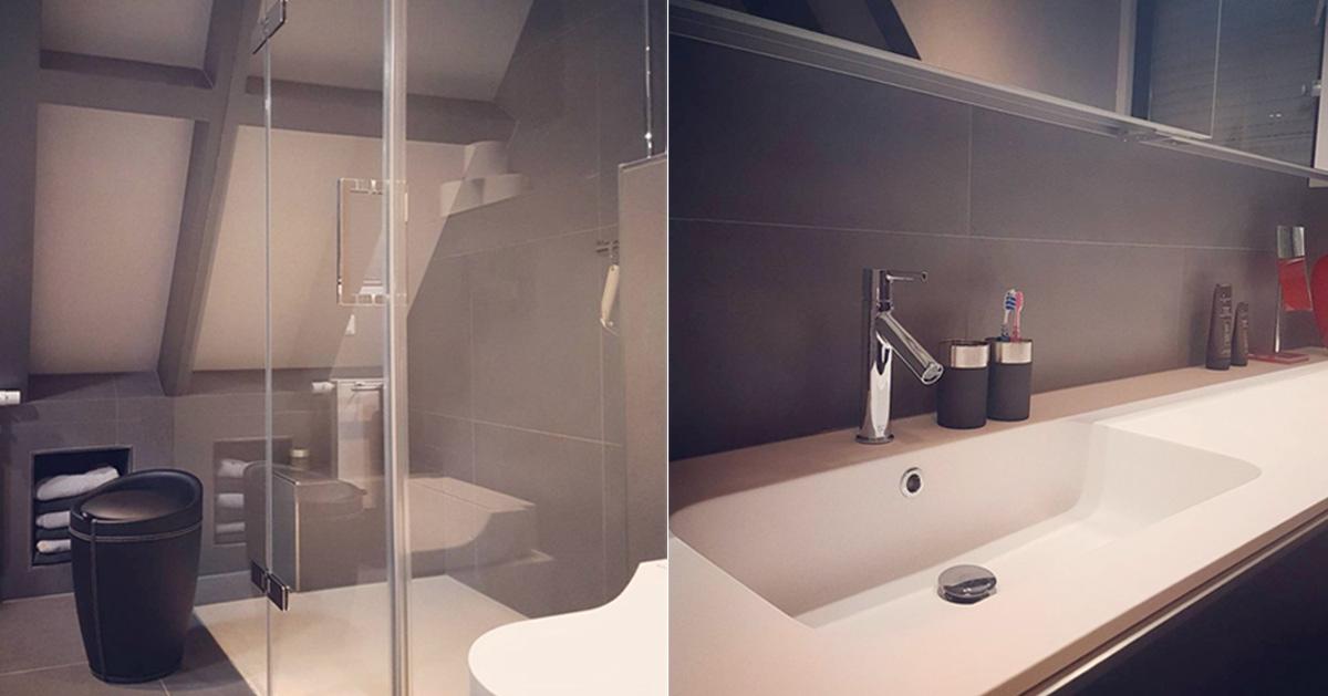 Badkamer Outlet Utrecht : Badkamer inclusief toiletruimte in odijk zeist