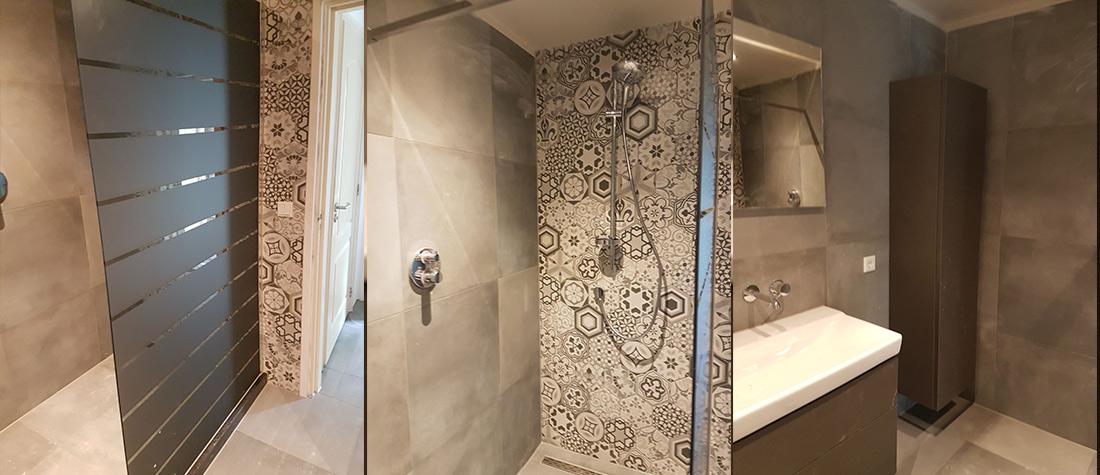 Badkamer in Den Bosch met een natuurlijke touch | Zeist