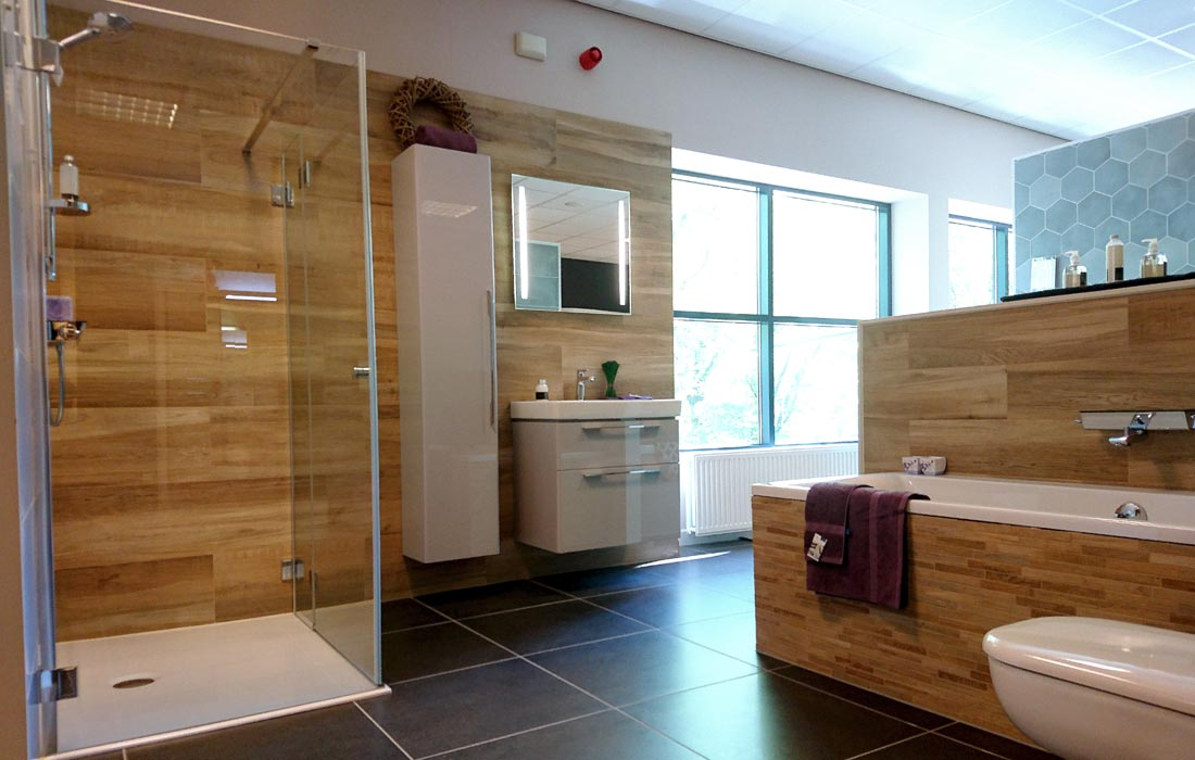 Opstelling badkamer D | Zeist