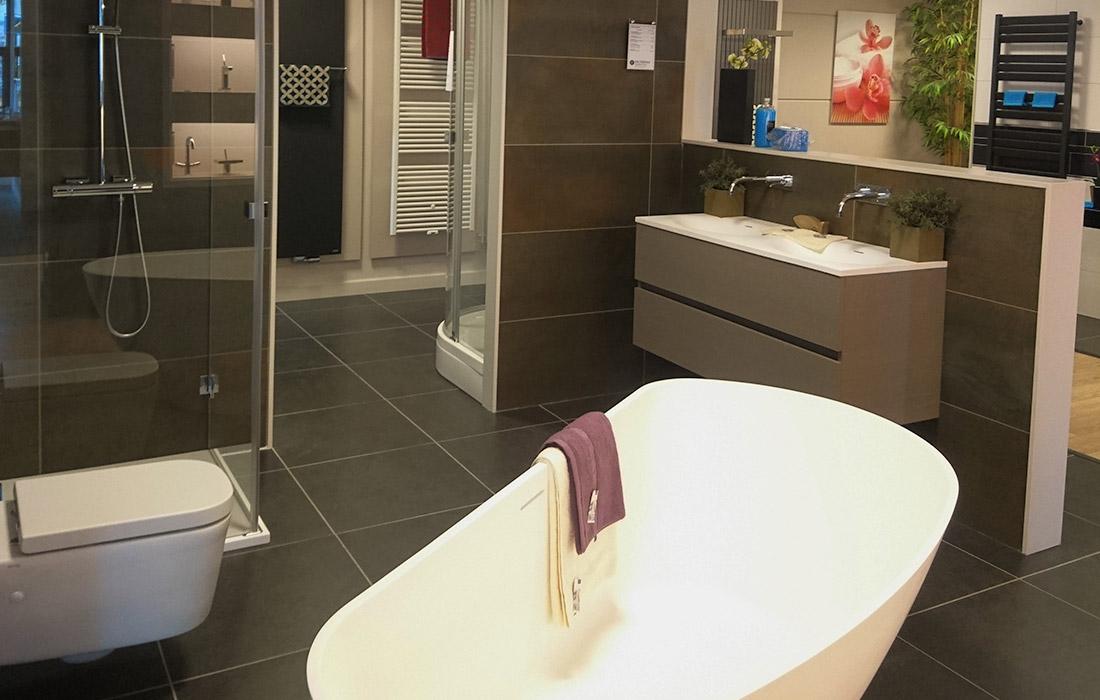 Opstelling badkamer E | Zeist