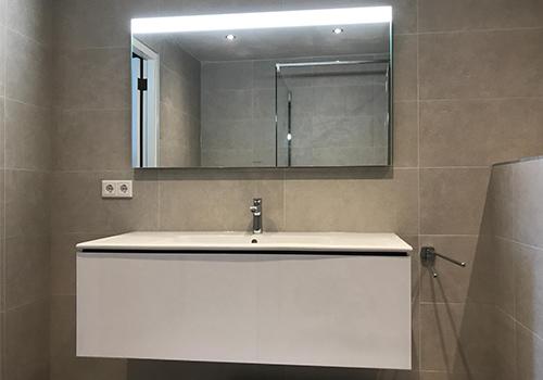 Spotverlichting In Badkamer : Luxe badkamer den dolder zeist